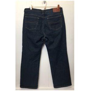 Z. Cavaricci | Classic Dark Wash Jeans Plus Size